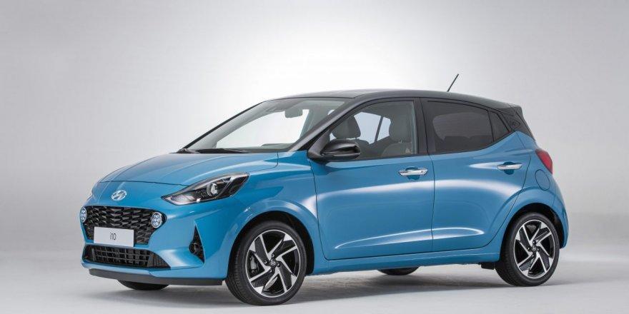 Hyundai i10 Fiyatları 2021 Yılında İnişe Geçti