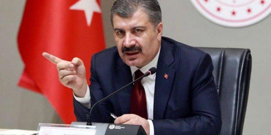 Sağlık Bakanı Fahrettin Koca Uyardı: Vaka Sayısı 29 Bin Bandında Seyrediyor!