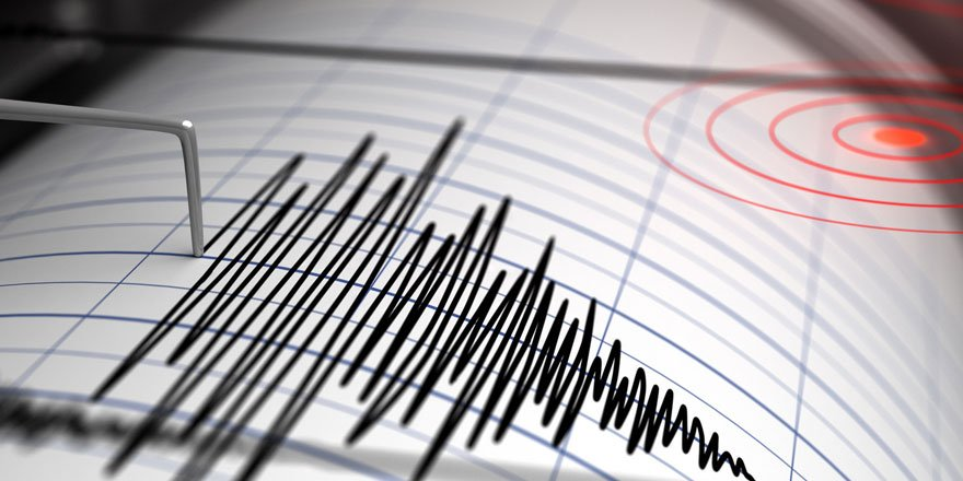 İstanbul'da Deprem Oldu! Halk Sokağa Döküldü
