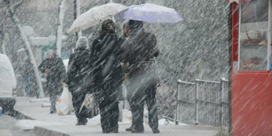 Meteoroloji Genel Müdürlüğü Açıkladı! Kış Resmen Geliyor..