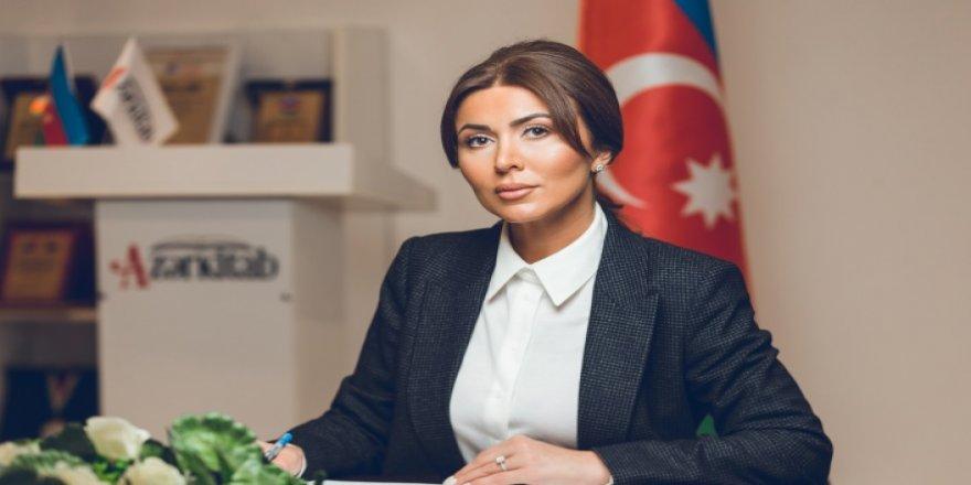 ASRP Genel Başkanı Aslı Kazımova'dan Haydar Aliyev Mesajı!