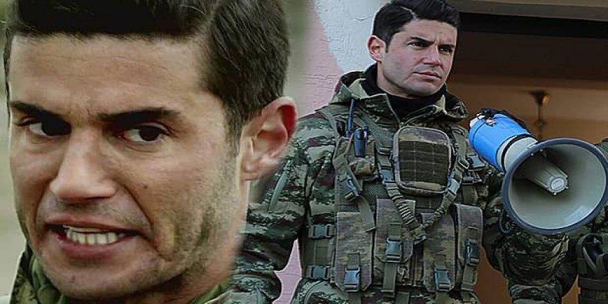 Yüzbaşı Bozok'tan Flaş Savaşcı Dizisi Kararı! Yüzbaşı Bozok Savaşcı Dizisine Dönme Kararı Aldı..