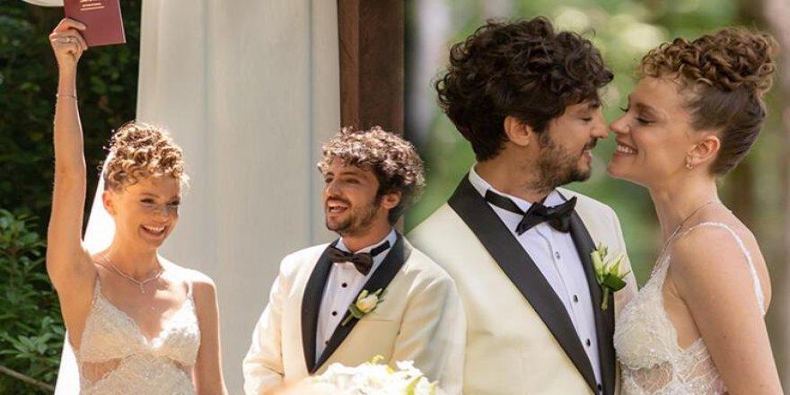 Mucize Doktor'un Ali'si Taner Ölmez Evlendi! Taner Ölmez'in Düğününde Haberler…