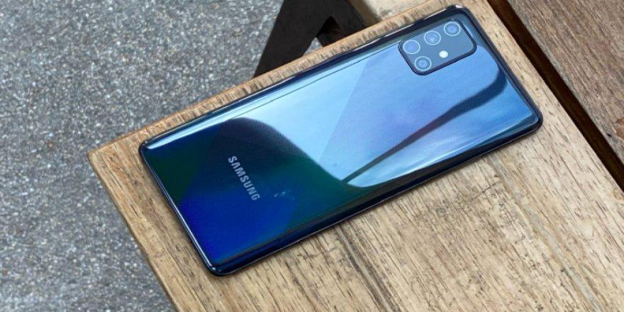 Samsung Galaxy A72 Ürün İncelemesi