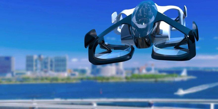 Teknoloji Bakanından Açıklamalar Uçan Arabalar Geliyor! Sektörün Dünya Lideri Olacağız…
