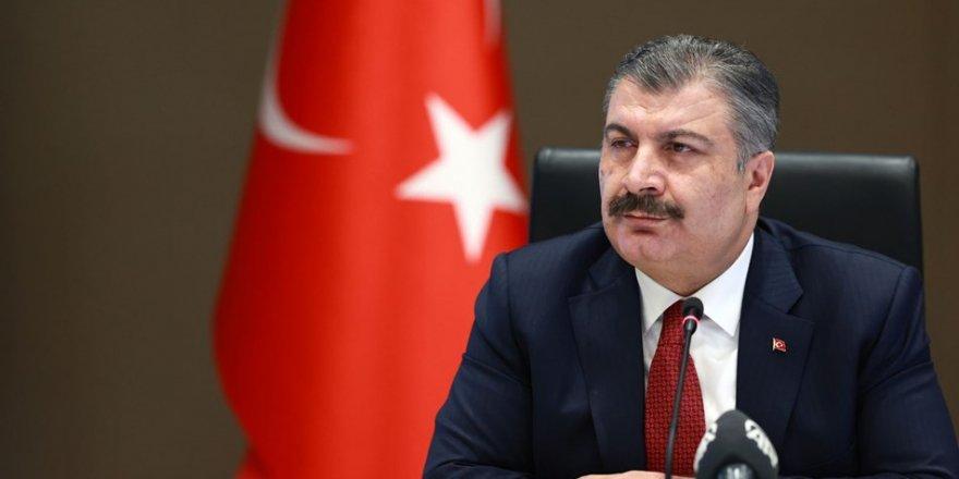 Sağlık Bakanı Fahrettin Koca'dan Önemli Açıklamalar! Vaka Sayısının En çok Arttığı 5 İl…