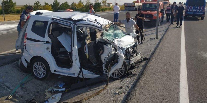 Konya'dan acı haber! 6 kişi hayatını kaybetti