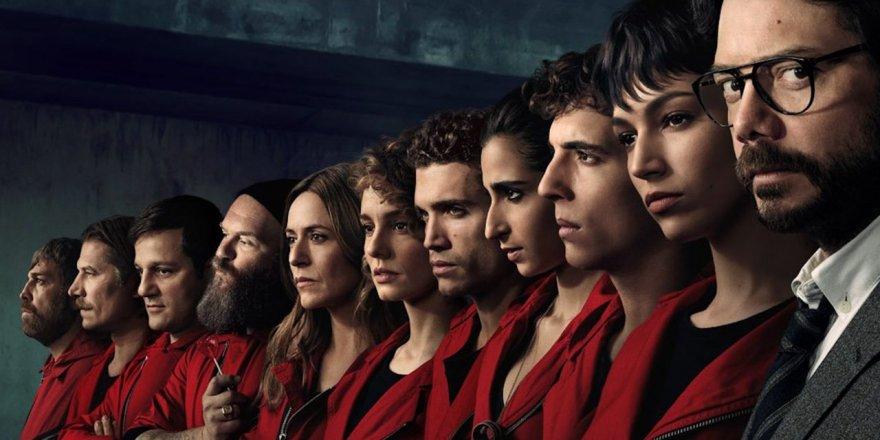 La Casa de Papel 5. Sezonunda Dikkat Çeken Görüntüler!