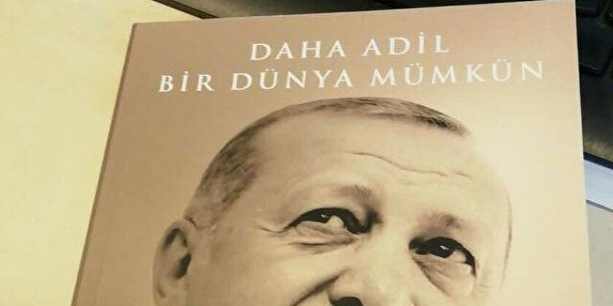 Cumhurbaşkanı Erdoğan'ın Yeni Kitabı Çok Sevildi! Daha Adil Bir Dünya Mümkün Konusu