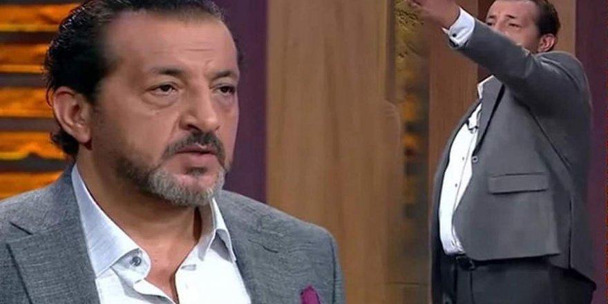 Mehmet Şef MasterChef Yarışmacısını Stüdyodan Attı! TV8'de görülmemiş olay