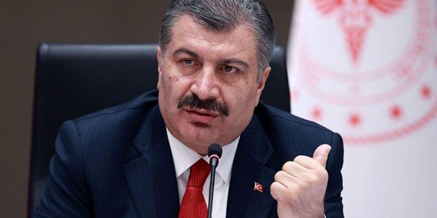 Sağlık Bakanı Fahrettin Koca İstifa mı Ediyor? Açıklama geldi