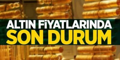 Ankara Kuyumcular Derneği Güncel Altın Fiyatları (27 Eylül Pazartesi)