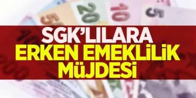 SGK Esnafa Erken Emeklilik Fırsatı Sunuyor! Bağkurlular Emeklilik İçin Sıraya Girdi!